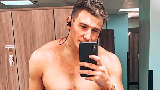 Blake Horstmann from Instagram