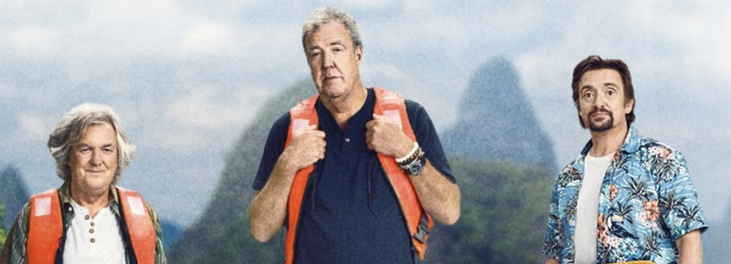 The Grand Tour, Amazon, James May, Richard Hammond, Jeremy Clarkson, Former Top Gear-https://www.youtube.com/channel/UCZ1Sc5xjWpUnp_o_lUTkvgQ