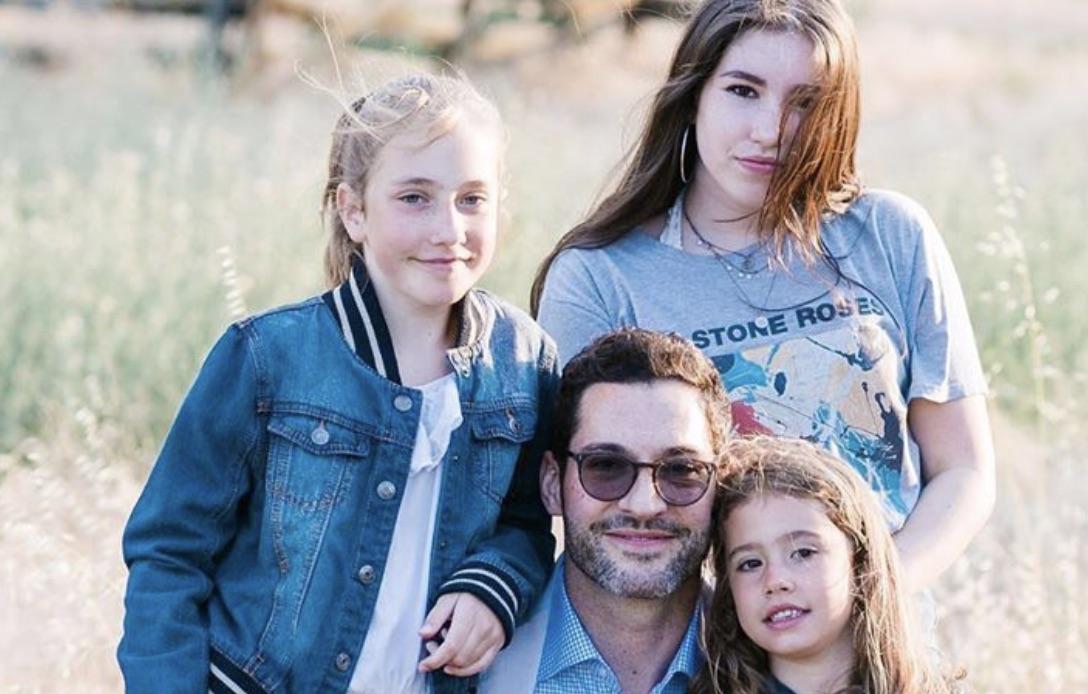 Tom Ellis, daughter, Lucifer-https://www.instagram.com/moppyoppenheimer/
