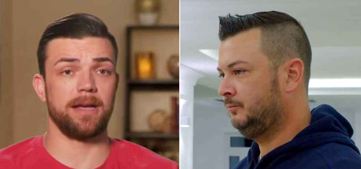 90 Day Fiance stars Andrei and Charlie