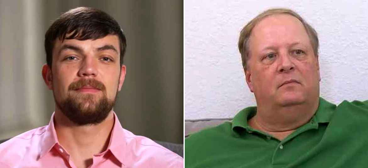90 Day Fiancé stars Andrei and Elizabeth's dad, Chuck