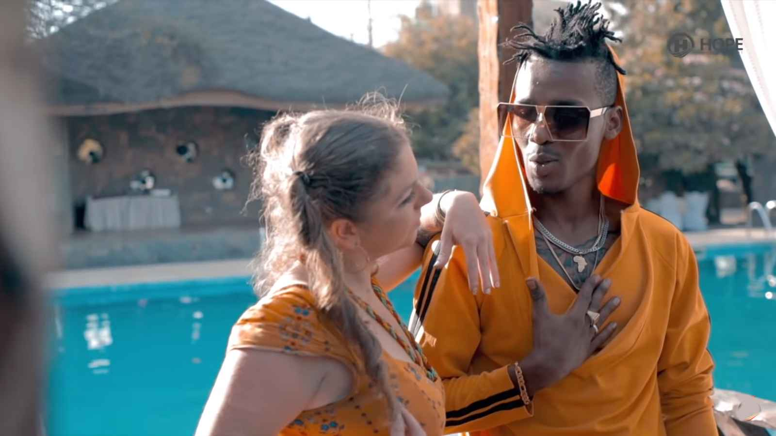90 Day Fiance star Ariela starred in an Ethiopian music video