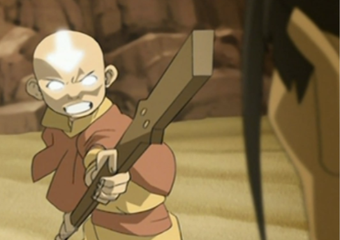 Avatar: The Last Airbender from Instagram