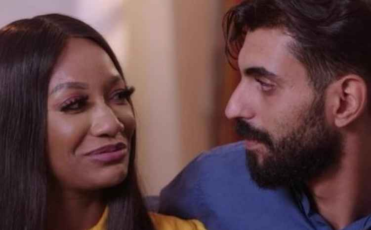 Brittany and Yazan of 90 Day Fiance: The Other Way