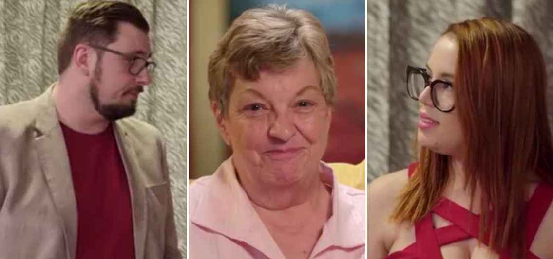 Colt, Debbie and Jess of 90 Day Fiance
