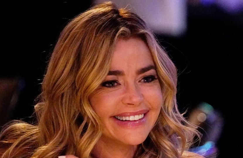 Denise Richards Lisa Rinna Can't get along from Instagram