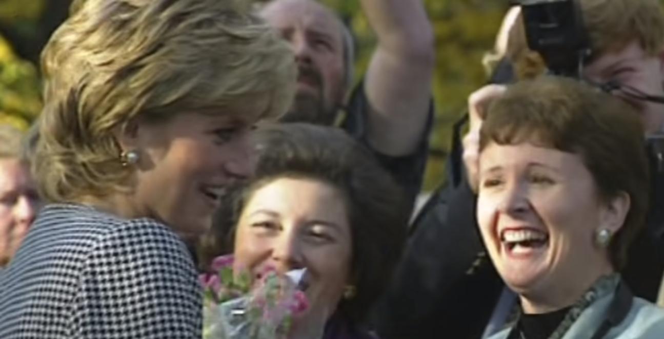 Princess Diana from YouTube