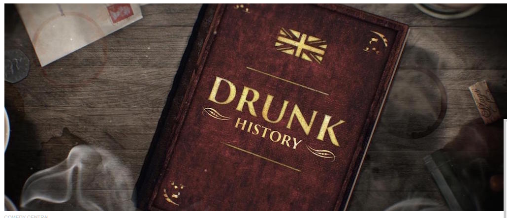 Drunk History Opening Still