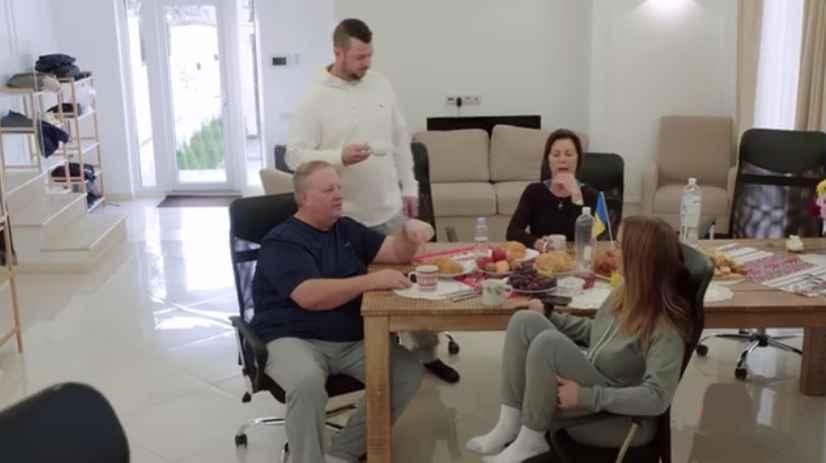90 Day Fiance star Elizabeth's family hate Moldovan food