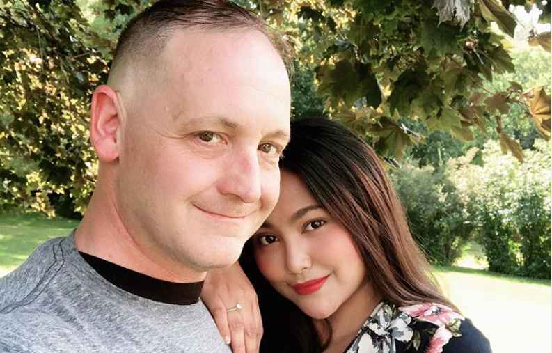 Eric and Leida of 90 Day Fiance
