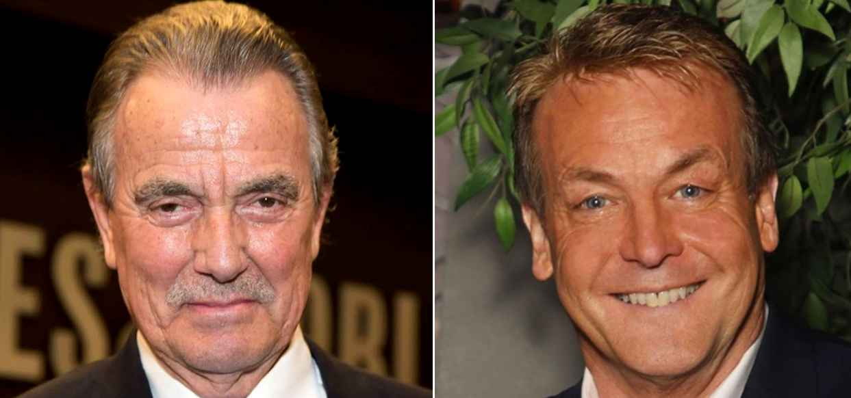 The Young and the Restless star Eric Braeden stands up for Doug Davidson