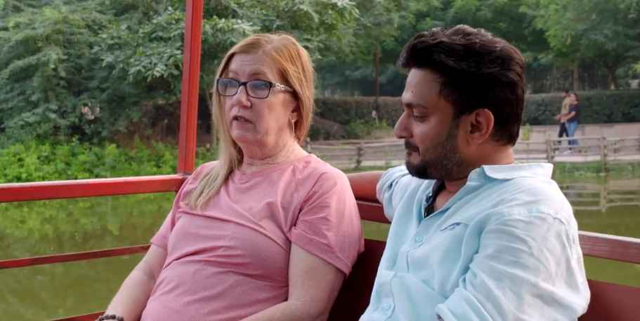90 Day Fiancé: The Other Way stars Jenny and Sumit