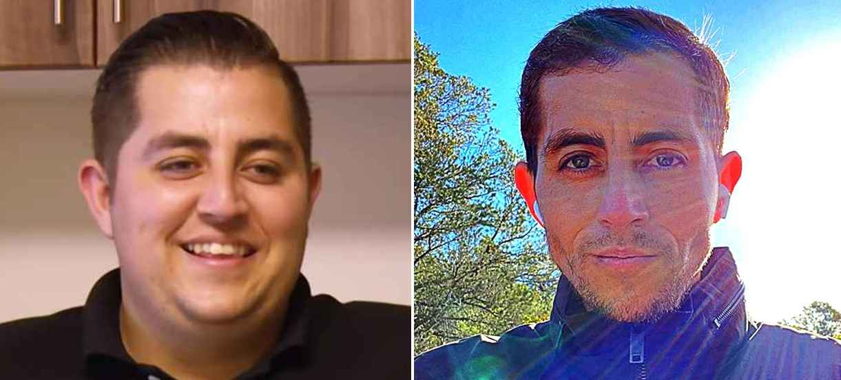 90 Day Fiance star Jorge Nava - Before and after