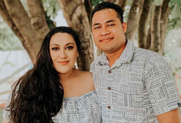 Kalani and Asuelu of 90 Day Fiance: Happily Ever After