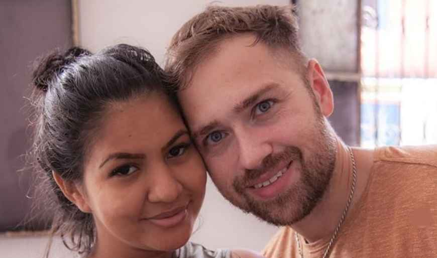 Karine and Paul Staehle of 90 Day Fiance
