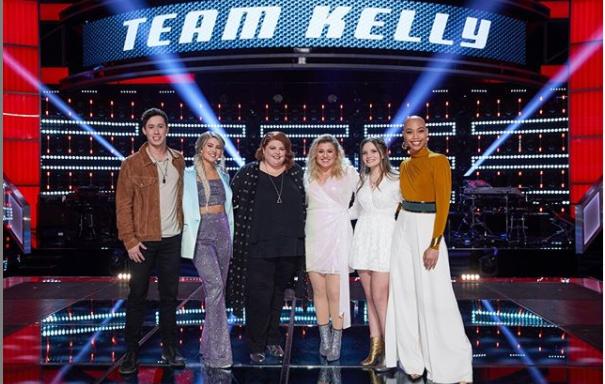 Group Photo, Team Kelly, Instagram