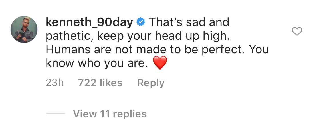 Hate received by Deavan and Jihoon of 90 Day Fiance