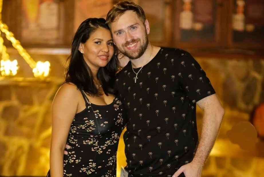 Paul and Karine of 90 Day Fiancé: Happily Ever After