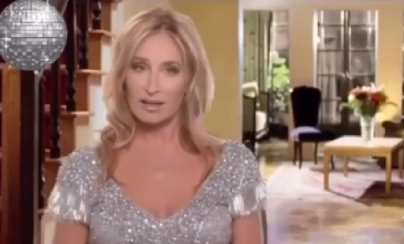 sonja morgan instagram clip