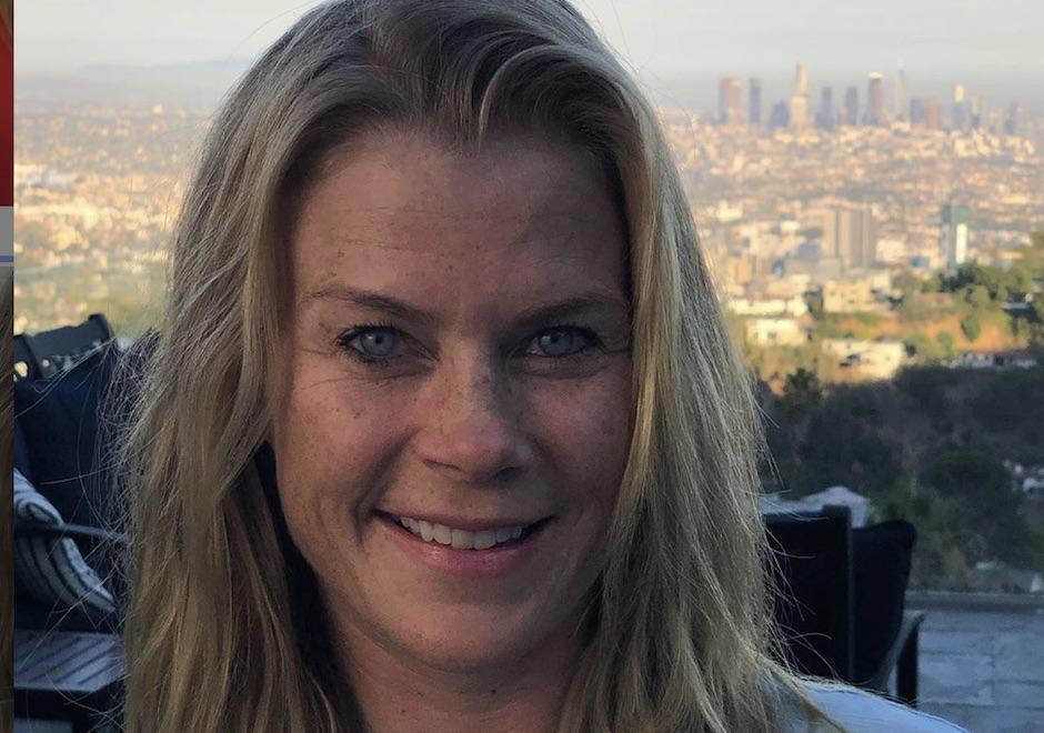 Allison Sweeney, Hallmark-https://www.instagram.com/p/CDz9Q_jniPC/