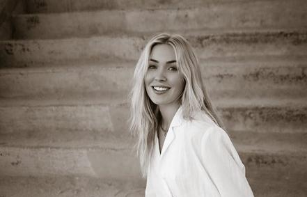 Cassie Randolph, Instagram
