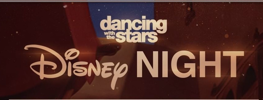 DWTS Disney Night Instagram