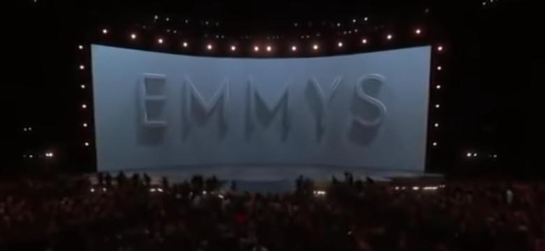 Emmys logo YouTube screnshot