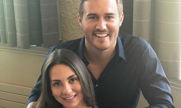 Former 'Bachelor' Peter Weber and Kelley Flanagan via Instagram