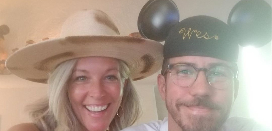 GH Laura Wright and Wes Ramsey Instagram