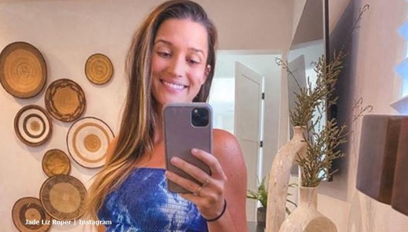 Jade Roper expects Tanner Toberts third child