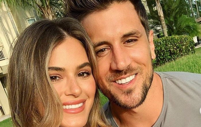 JoJo Fletcher and Jordan Rodgers via Instagram