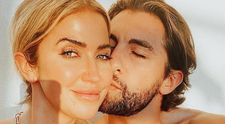 Kaitlyn Bristowe and boyfriend Jason Tartick via Instagram