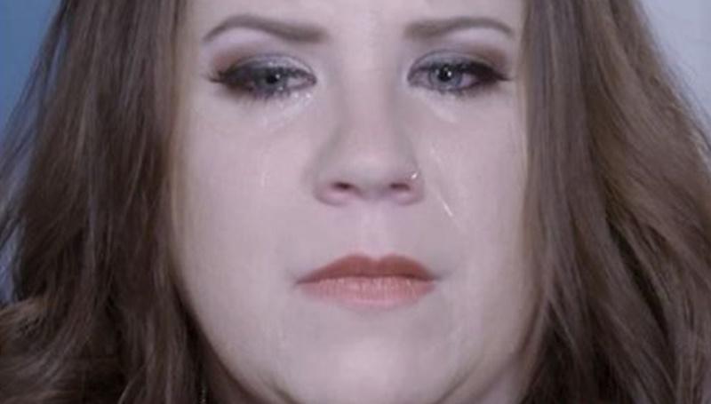 MBFFL Whitney Way Thore in tears