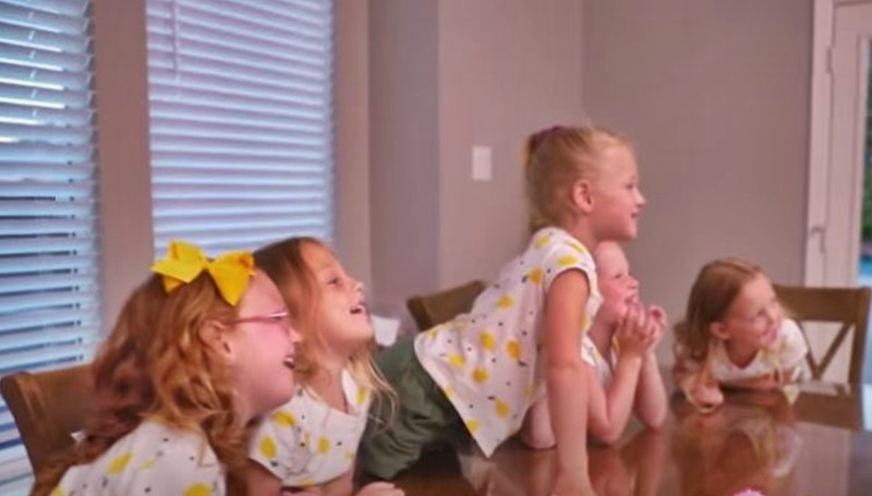 OutDaughtered Adam proud of quints