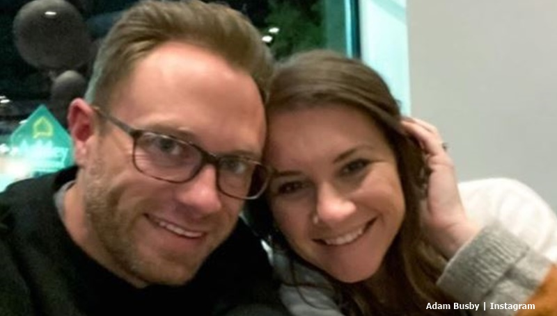 OutDaughtered Danielle and Adam Busby
