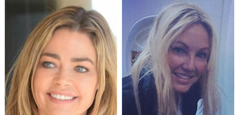 RHOBH Denise Richards, Heather Locklear Instagram