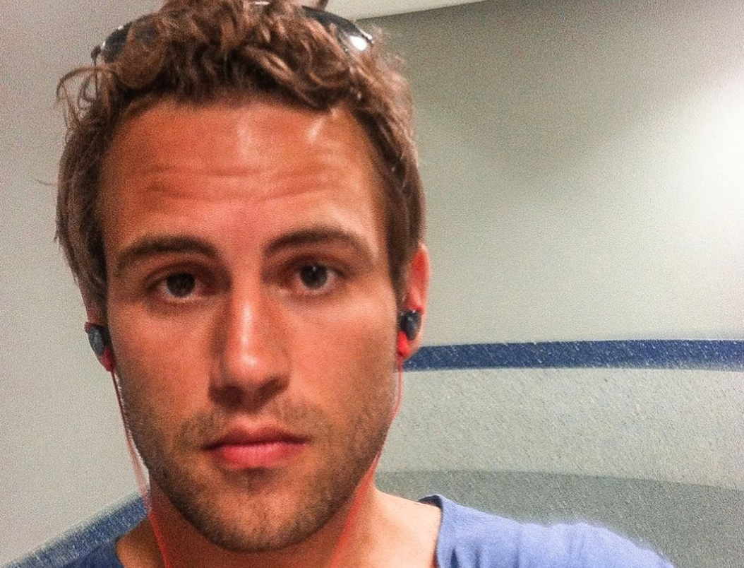 Nick Viall from Instagram