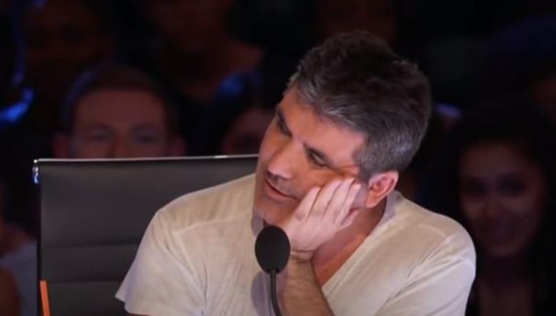 Simon Cowell Britains Got Talent