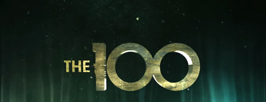 The 100 Logo YouTube Screenshot