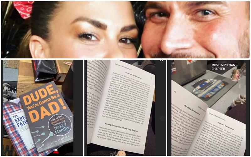VPR Jax reads fatherhood books