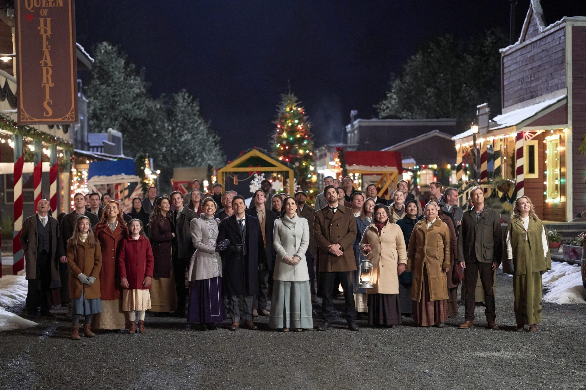 When Calls The Heart 2020 Christmas Tree When Calls The Heart Christmas Movie Shelved, Hallmark Shares