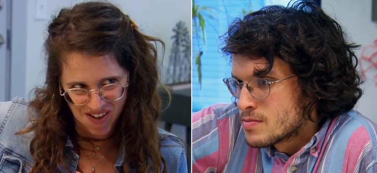 Amelia and Bennett from Married at First Sight