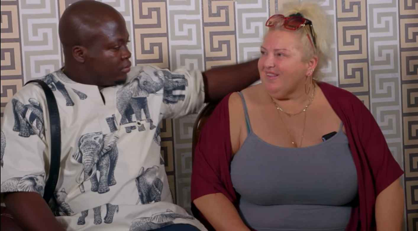 Angela and Michael on 90 Day Fiance: Happily Ever After?