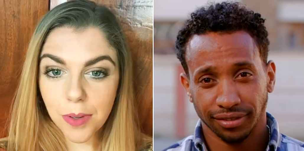 Ariela and Biniyam of 90 Day Fiance: The Other Way