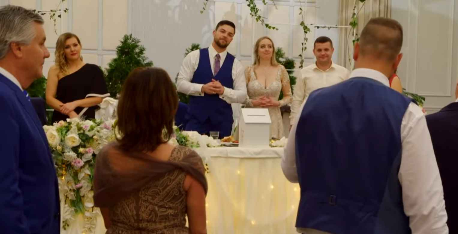 Charlie ruins Elizabeth and Andrei's wedding on 90 Day Fiance: Happily Ever After?