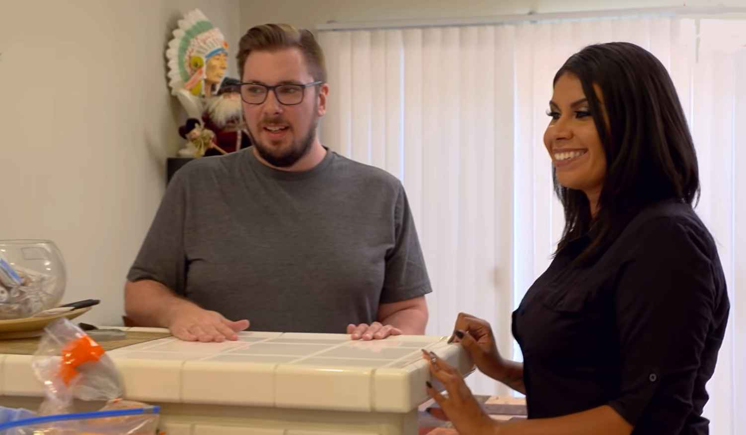 Colt and Vanessa on 90 Day Fiance
