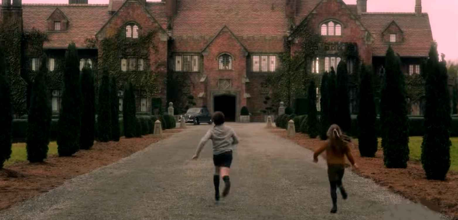 Netflix horror series The Haunting of Bly Manor