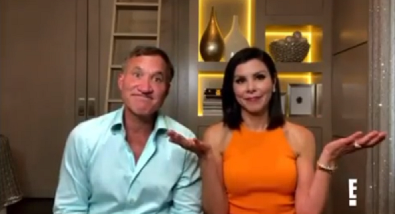 heather and terry dubrow instagram clip
