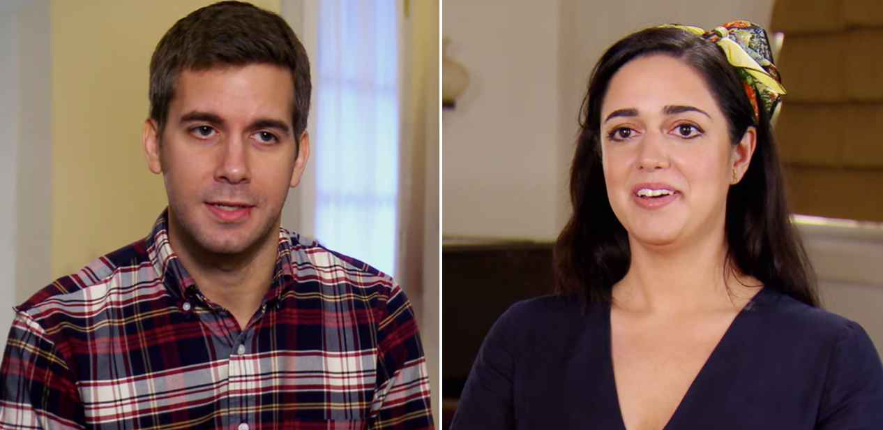 Henry and Christina on Married at First Sight