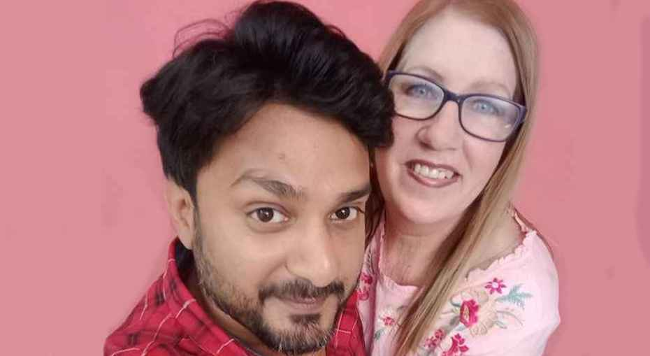 Jenny and Sumit of 90 Day Fiance: The Other Way